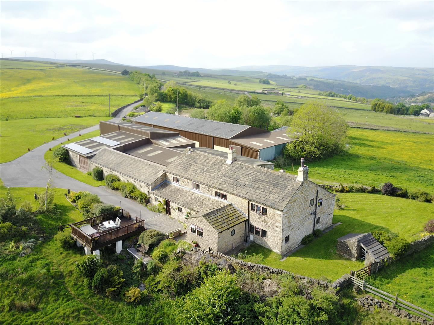 Height House Farm, Inchfield Road, Walsden, OL14 7QP